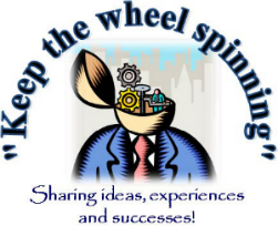 Keep The Wheel Spinning