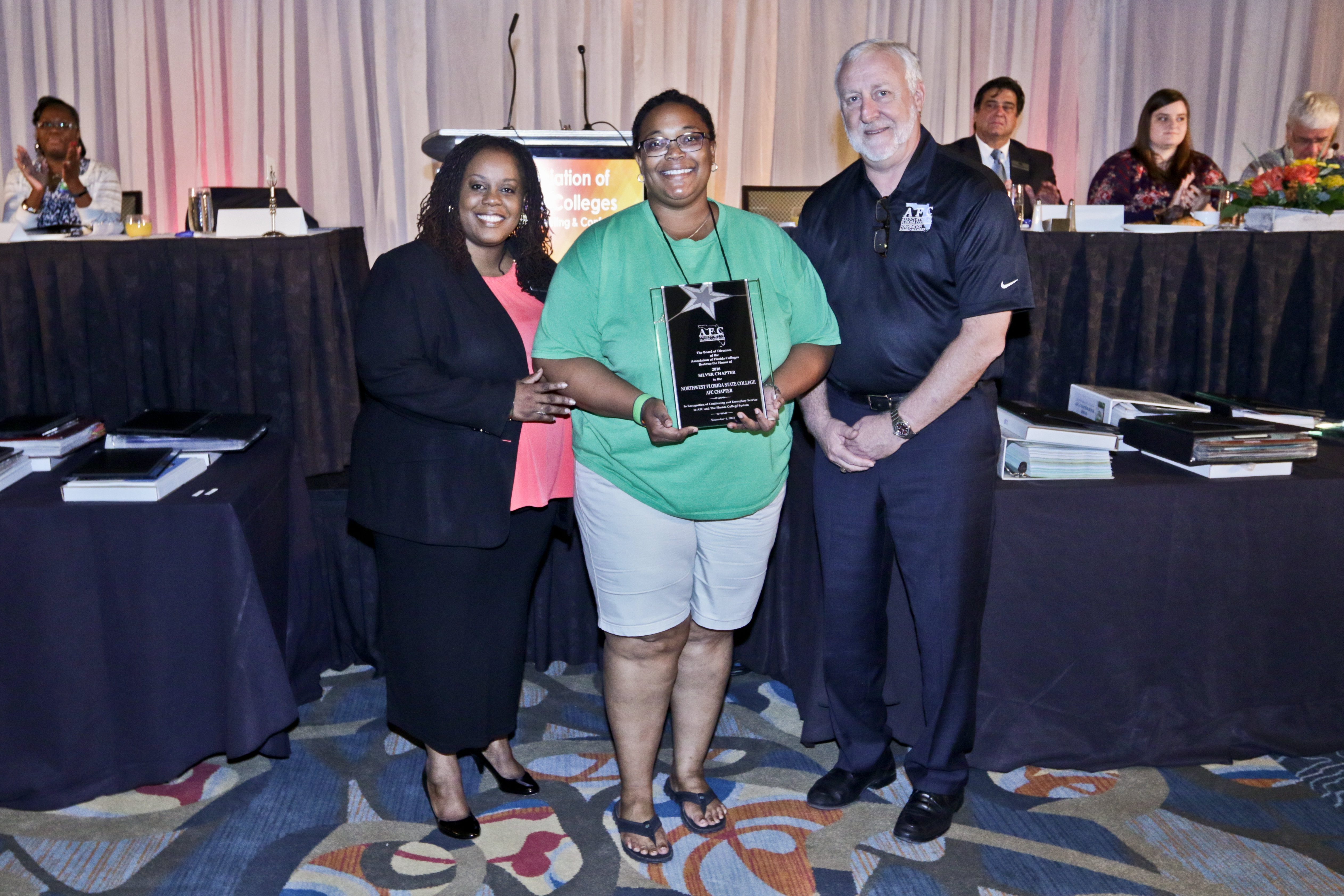 nwfsc silver chapter award