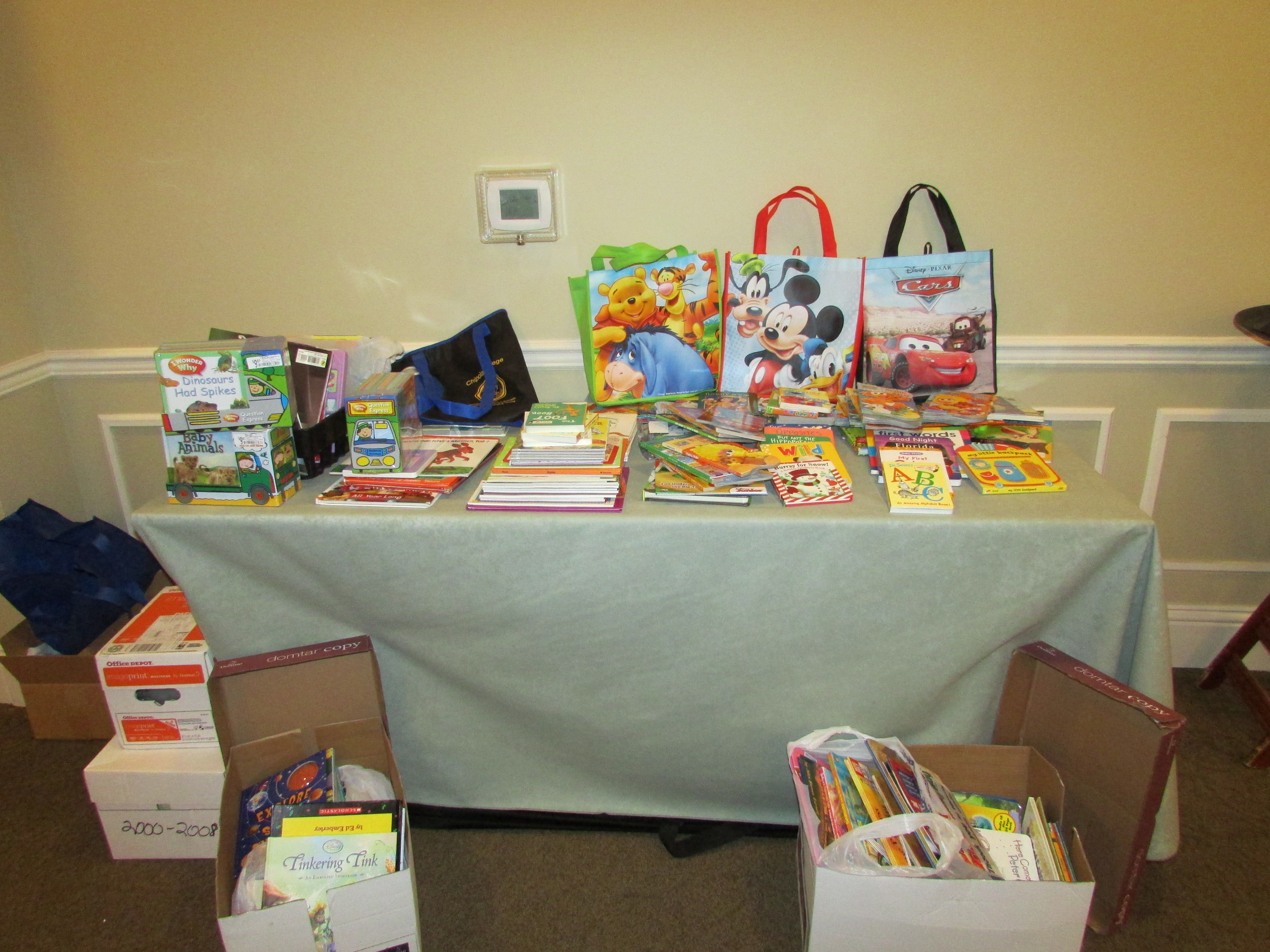 AFC Donations for the Early Learning Coalition of Southwest Florida